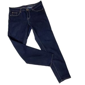 GAP Premium Super Skinny Dark Wash Jeans